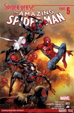 The Amazing Spider-Man # 13 Issues V3 (2014 - 2015)