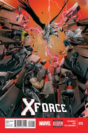 X-Force # 15 Issues V4 (2014 - 2015)