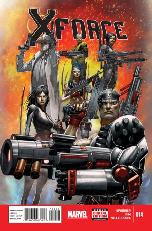 X-Force # 14 Issues V4 (2014 - 2015)