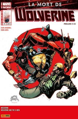 Wolverine # 21 Kiosque V4 (2013 - 2015)