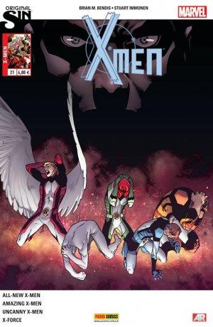 Uncanny X-Men # 21 Kiosque V4 (2013 - 2015)