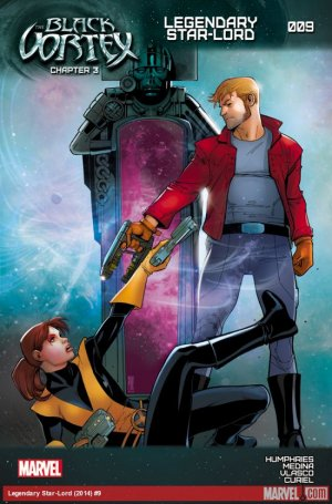Legendary Star-Lord # 9 Issues (2014 - 2015)