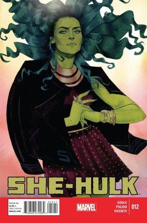 Miss Hulk # 12 Issues V3 (2014 - 2015)