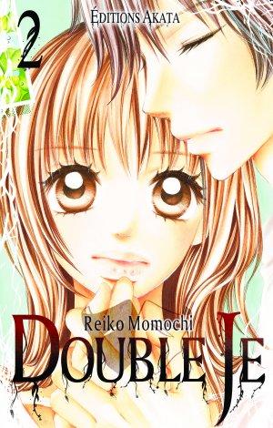 couverture, jaquette Double Je 2  (Akata)