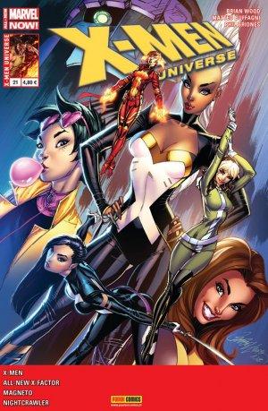 X-Men Universe # 21
