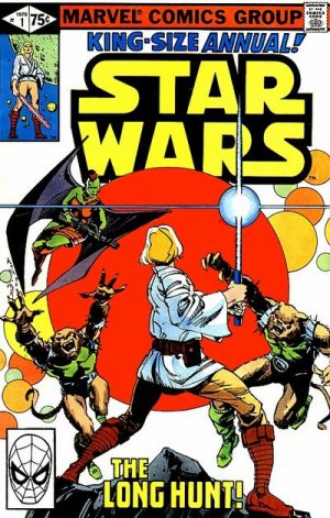 Star Wars édition Issues V1 - Annuals (1979 - 1983)