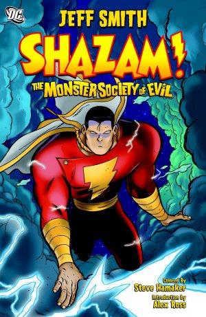 Shazam contre la Société des Monstres édition TPB softcover (souple)