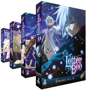 Letter Bee - Saison 1 édition Intégrale