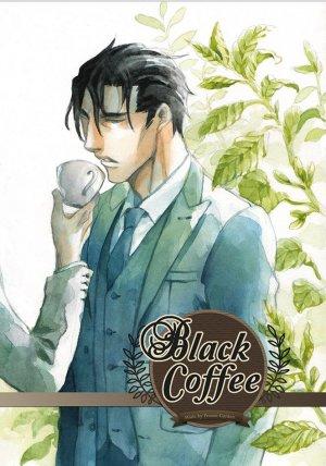 couverture, jaquette Black coffee   (Auteur)