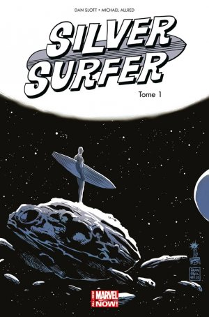 Silver Surfer # 1