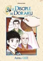 couverture, jaquette Le disciple de Doraku 3