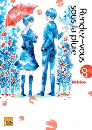 couverture, jaquette Rendez-vous sous la pluie 8  (Taifu Comics)