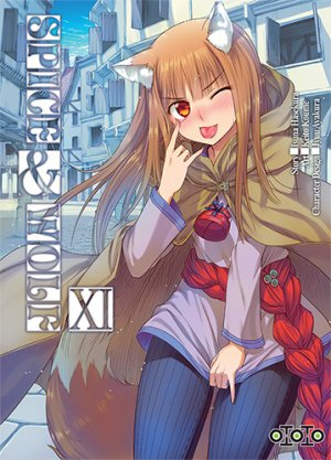 Spice and Wolf # 11 Simple