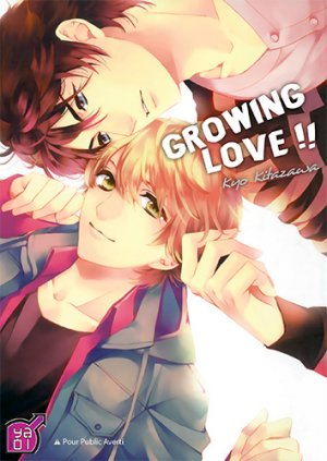 Growing love édition Simple