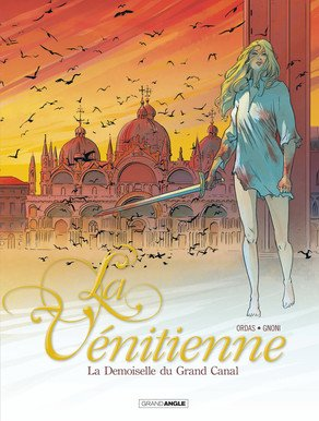 La vénitienne 2 - La damoiselle du grand canal