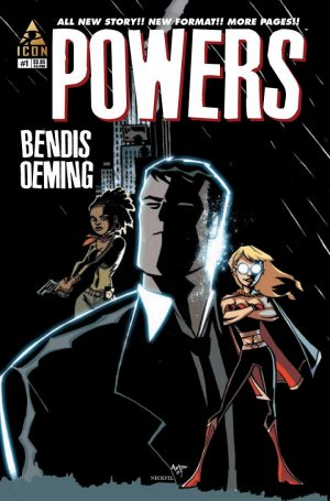 Powers édition Issues V3 (2009 - 2012)