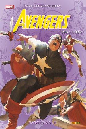 Avengers # 1963 TPB hardcover - L'Intégrale