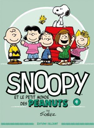 Snoopy et le petit monde des peanuts # 4