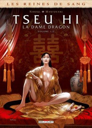 Les reines de sang - Tseu Hi, la dame dragon édition simple
