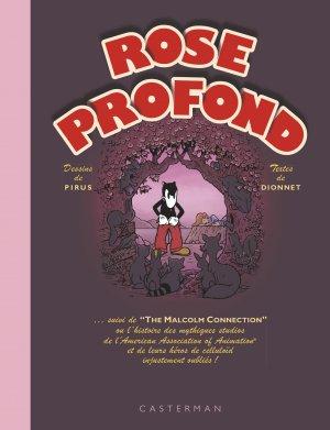 Rose profond édition reedition