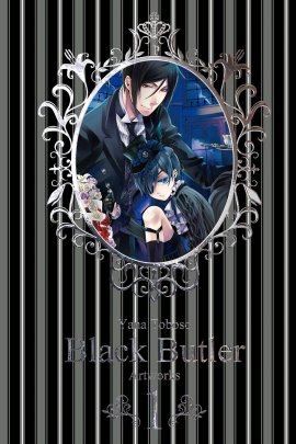 Black Butler Artworks édition Simple