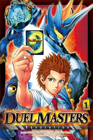 Duel masters revolution édition Simple