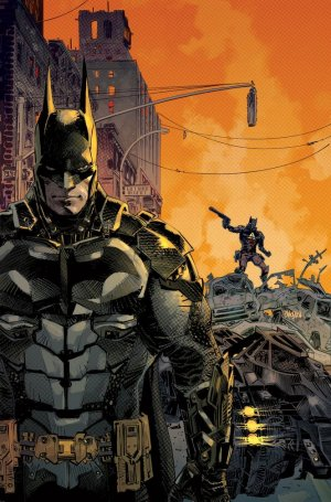Batman - Arkham Knight # 1 Issues V1 (2015 - 2016)