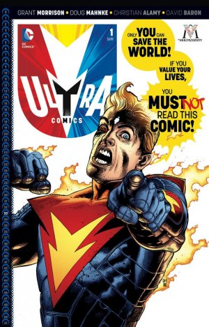 The multiversity - Ultra comics édition Issues