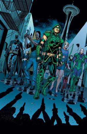 Green Arrow # 40 Issues V5 (2011 - 2016)