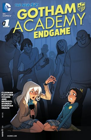 Gotham academy - Endgame édition Issues