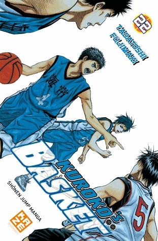 couverture, jaquette Kuroko's Basket 22  (kazé manga)