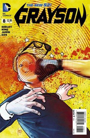 Grayson # 8 Issues V1 (2014 - 2016)