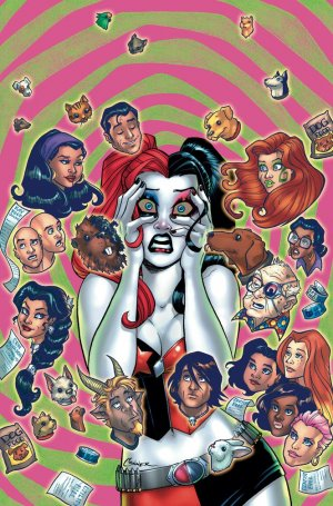 Harley Quinn # 15 Issues V2 (2013 - 2016)