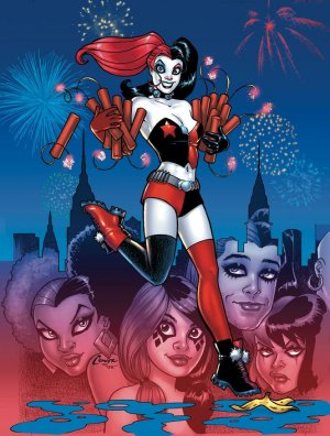 Harley Quinn # 16