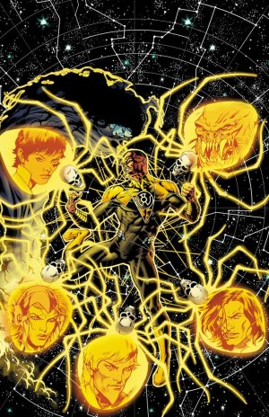Sinestro édition Issues V1 - Annuals (2015)