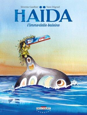Haïda et l'immortelle baleine