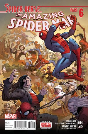 The Amazing Spider-Man # 14 Issues V3 (2014 - 2015)