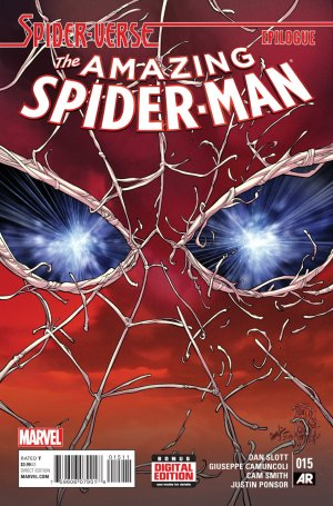 The Amazing Spider-Man # 15 Issues V3 (2014 - 2015)