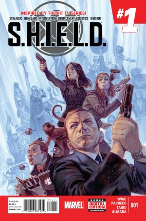 Shield # 1 Issues V3 (2014 - 2015)