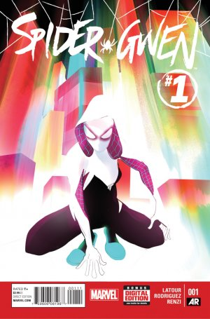 Spider-Gwen édition Issues V1 (2015 - 2016)