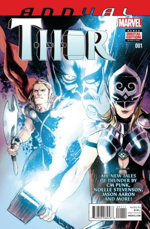 Thor édition Issues V4 - Annuals (2015)
