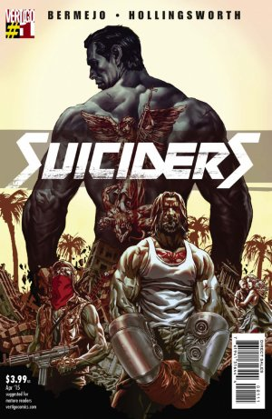 Suiciders édition Issues V1 (2015)