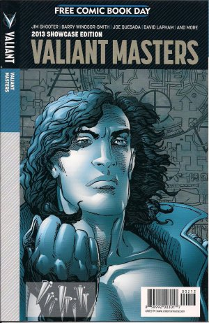 Free Comic Book Day 2013 - Valiant Masters Showcase Edition édition Issues