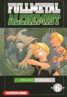 Fullmetal Alchemist # 6
