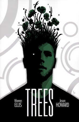 Trees édition TPB softcover (souple)