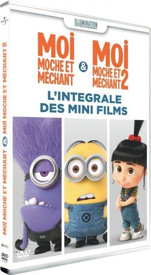 Moi moche et méchant & Moi moche et méchant 2, l'intégrale des mini films édition Simple