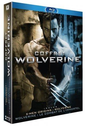 Coffret Wolverine édition Coffret 2 films