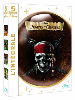 Pirates des Caraïbes - L'intégrale 4 films édition Simple
