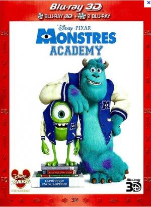 Monstres Academy édition Collector