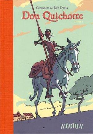 Don Quichotte édition Simple